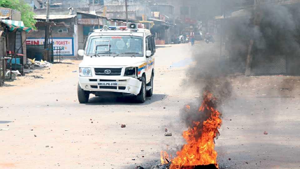 aurangabad riot
