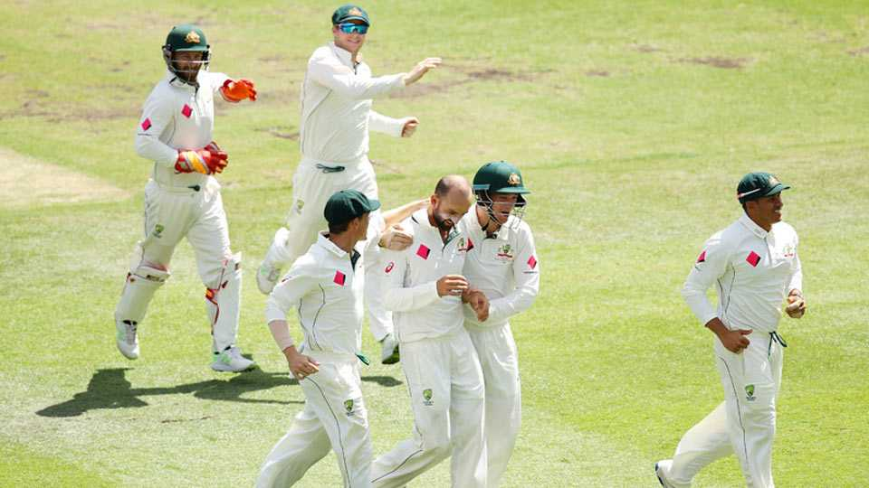 Australia Crush Pakistan to Sweep Test Series 3-0