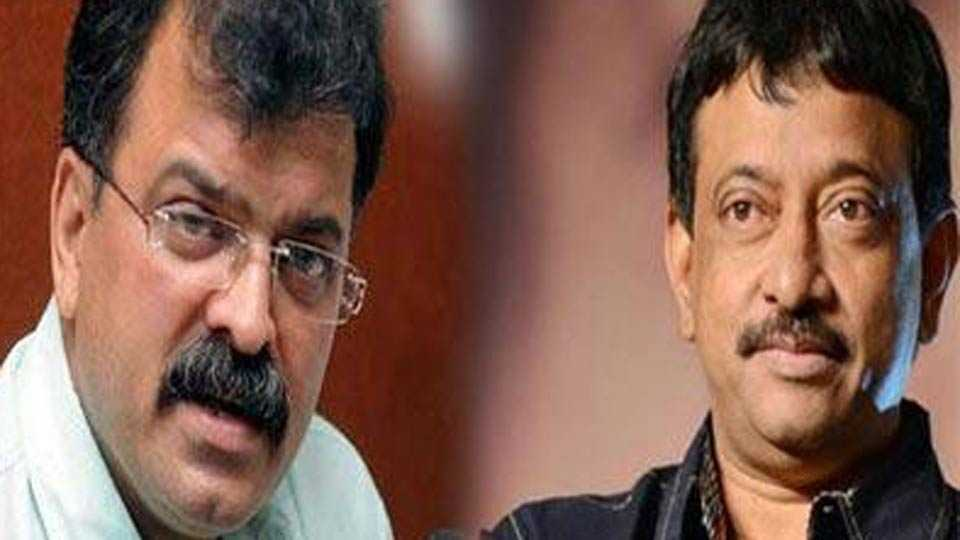 twitter fight between ram gopal varma and jeetendra awhad