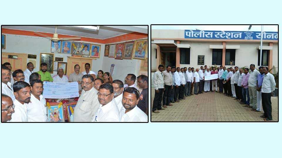 dhule news sakal news marathi news tantamukti award