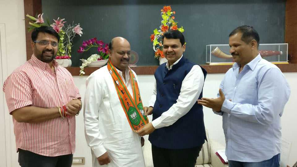 Azam Pansare quits NCP, to join BJP