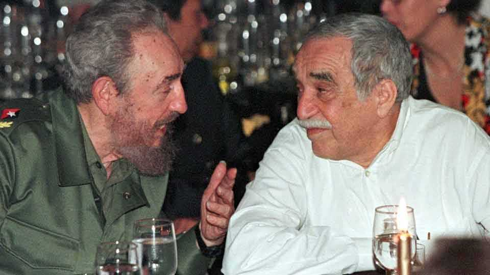 castro and marquez