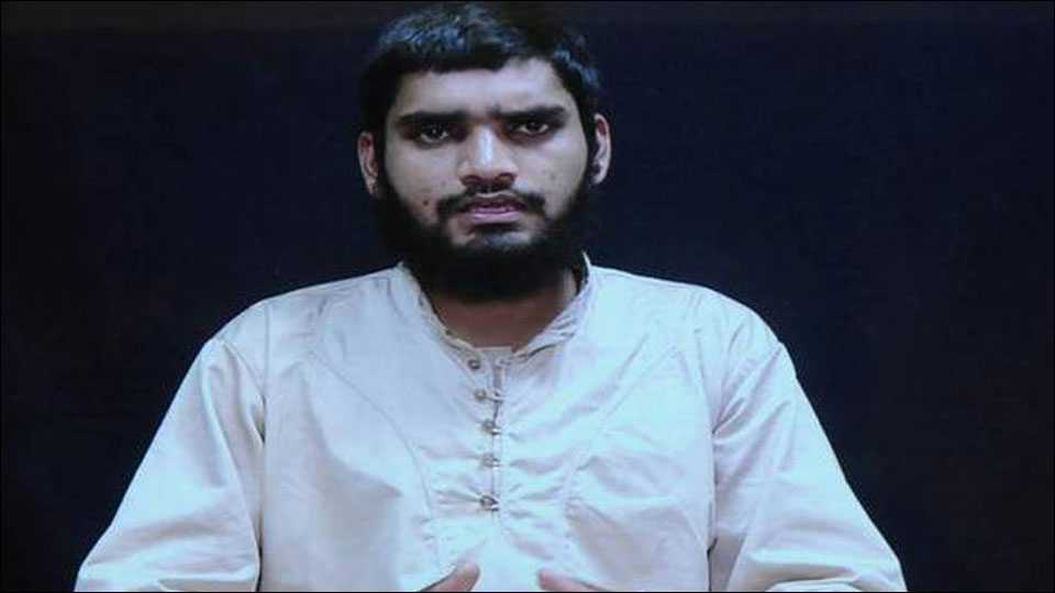 NIA files charge sheet against captured Pakistani terrorist