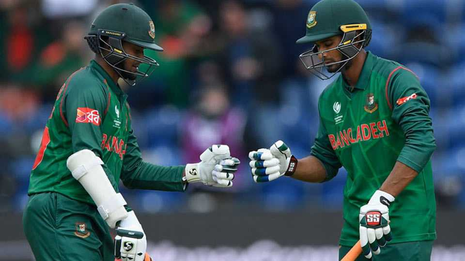 Record-breaking Shakib and Mahmudullah stun New Zealand