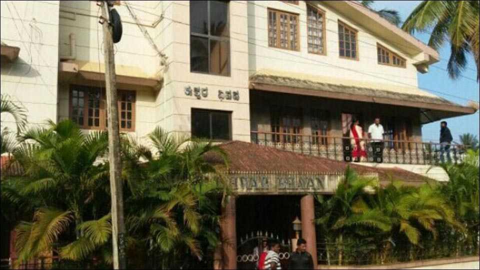 Belgaum: raided in tehsildar bhima nayak's home