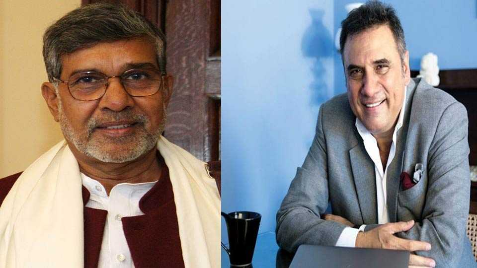 Boman Irani to play Kailash Satyarthi
