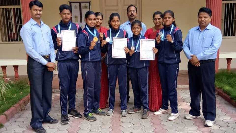 The success of the India Children's Academy in state-level boxing competition