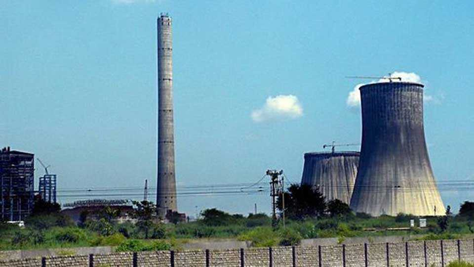 Chandrapur power station closed from July 15