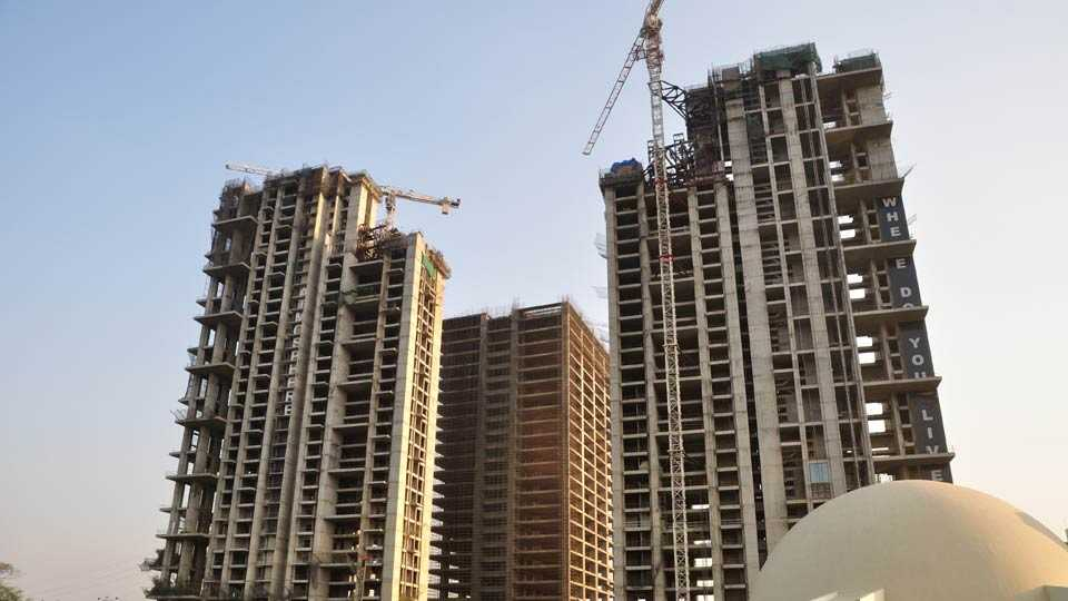 Rs .38,000 crore in construction sector 'PE' investment