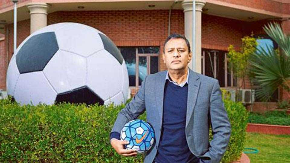 Will do what is best for Indian football, says AIFF general secretary
