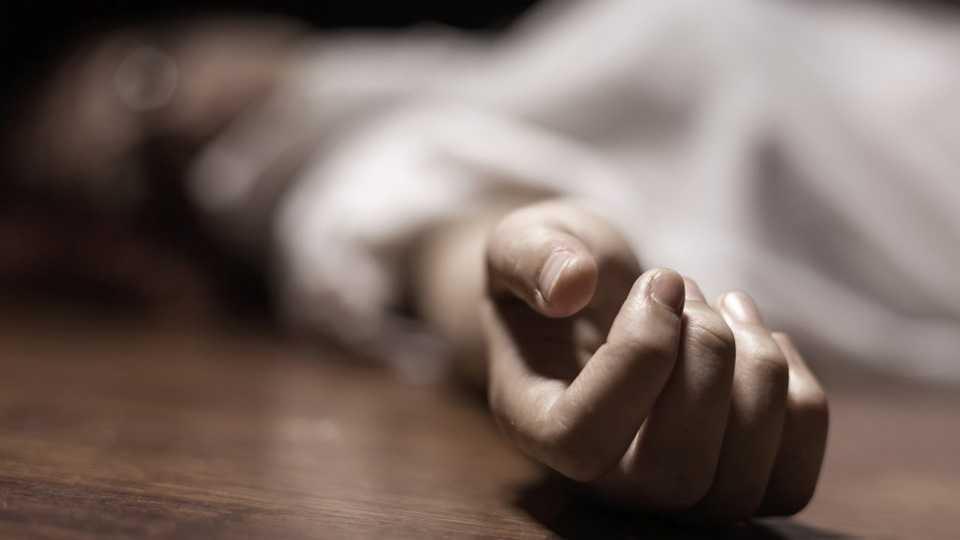 A married women suicide