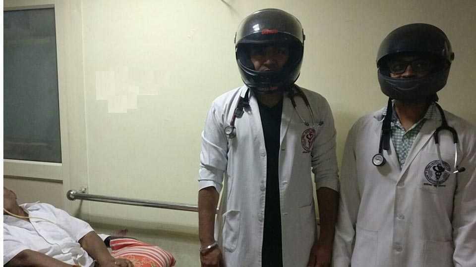 attack against doctors