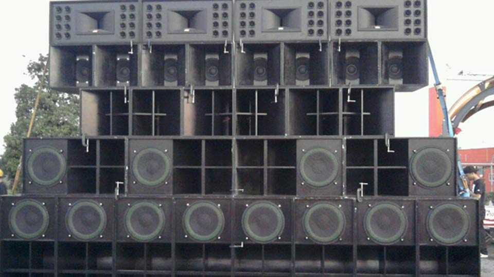 Dolby Sound system