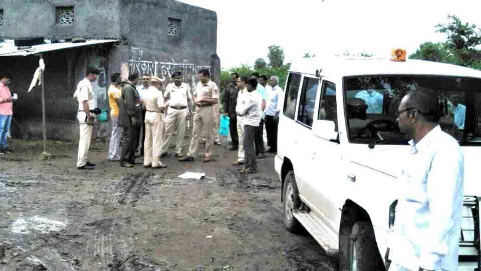 Deadly attack on tribal family at erandol