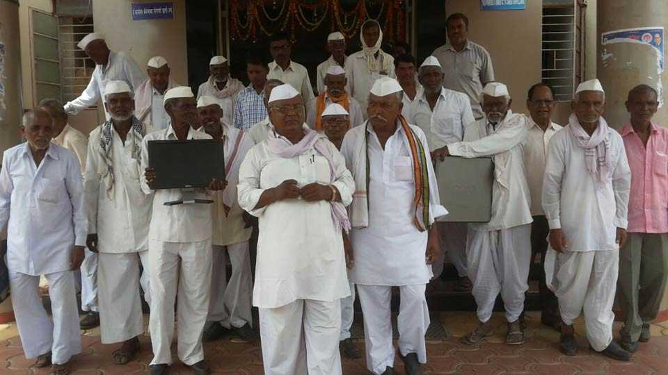 farmer agitation in Aurangabad