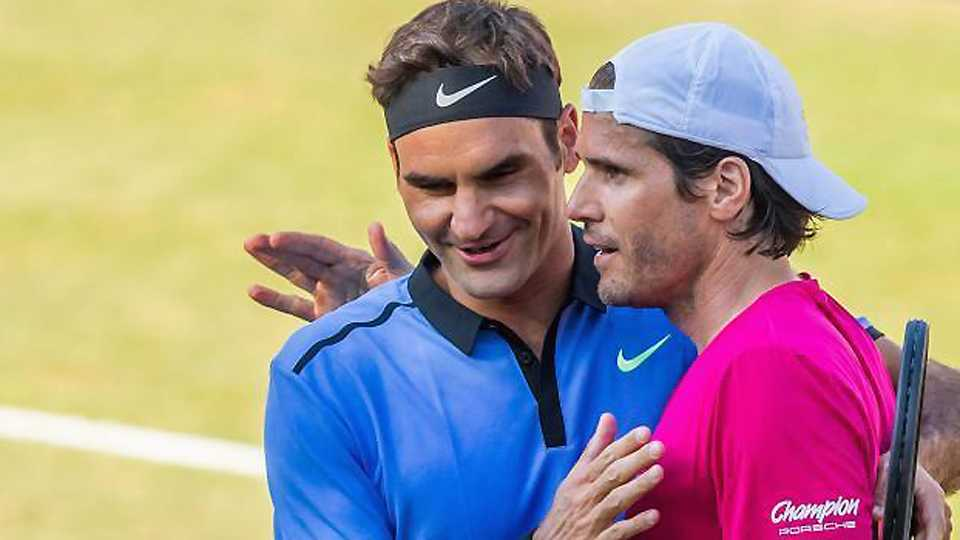Roger Federer 'not shocked' by loss against Tommy Haas