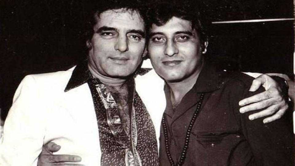 Vinod Khanna And Feroz Khan