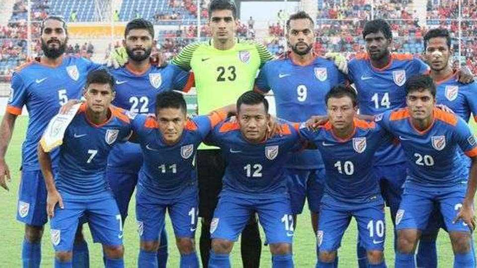 Indian national football team break 21-year record to enter FIFA top 100