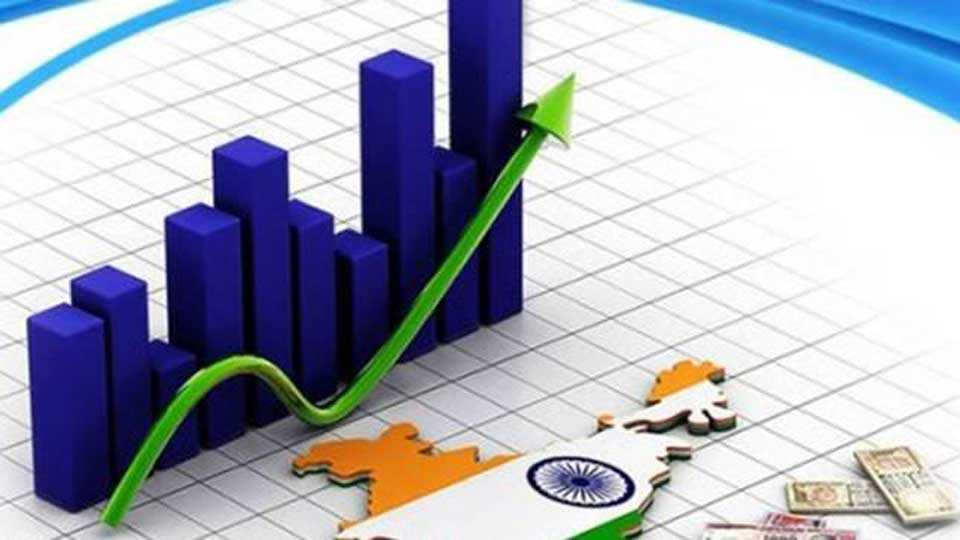 Indias economy is now sixth