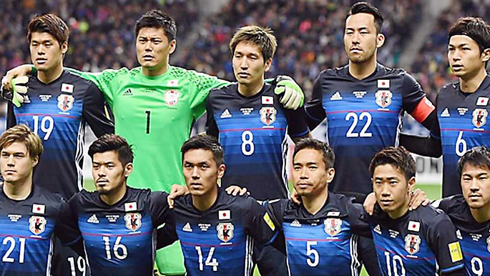 Japan lucky to be qualified