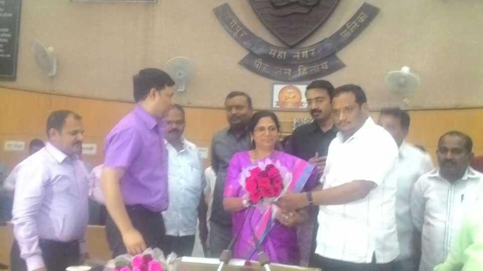 Nanda Jichkar new Mayor of Nagpur