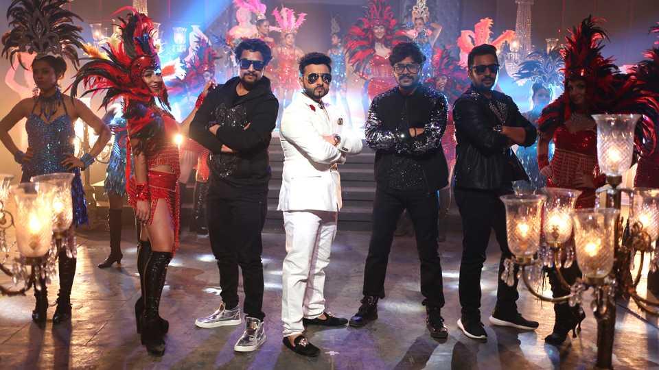 Shreyas Jadhav new Rap Fakat party song esakal news