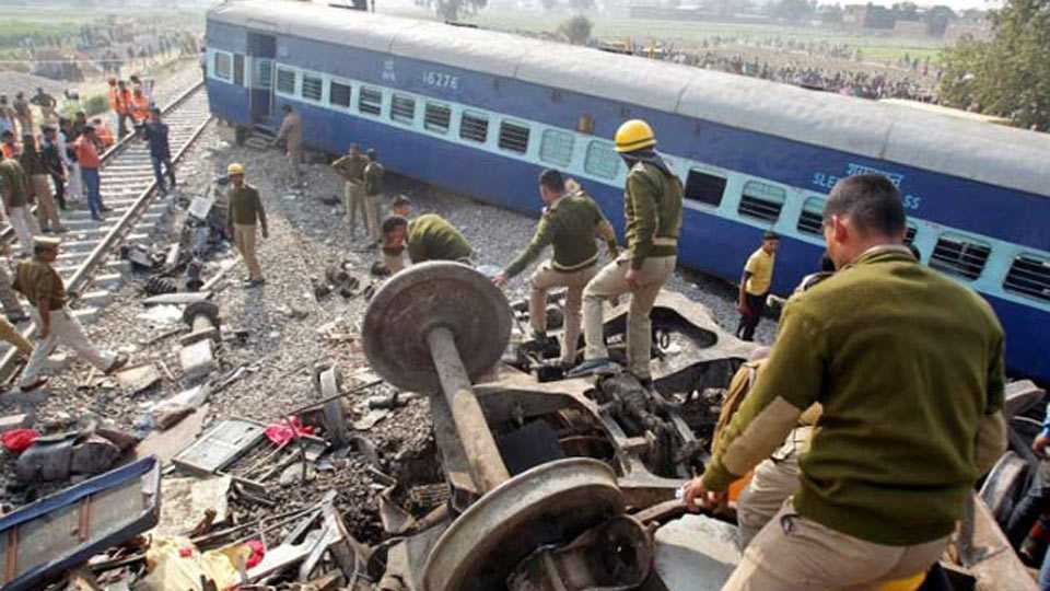 ISI Role Suspected In Indore-Patna Express Train Derailment In Kanpur