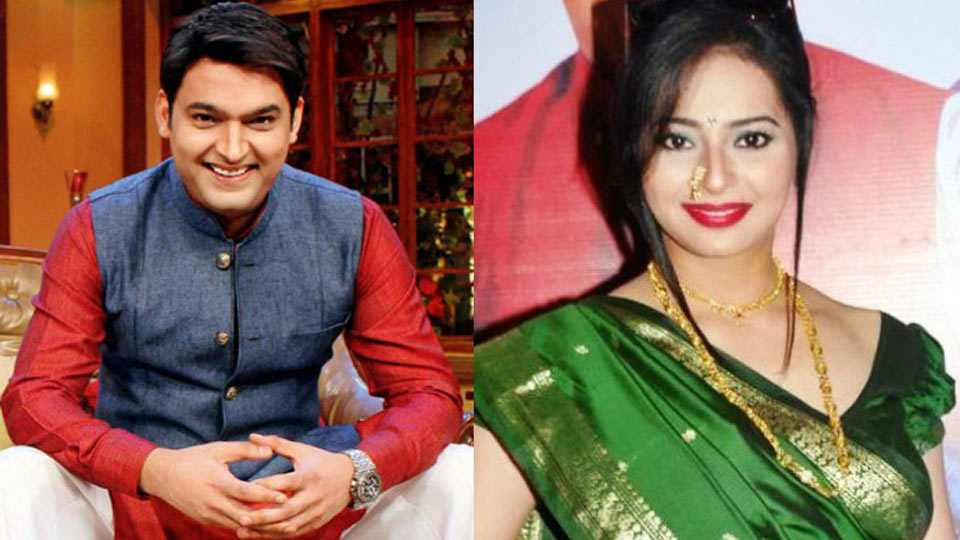 Adult film star Monica Castellino to join The Kapil Sharma Show?