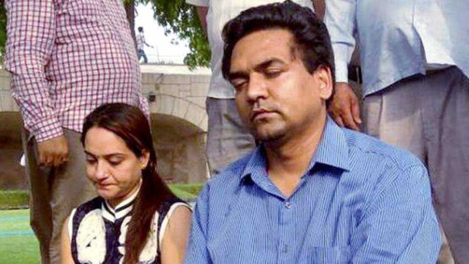 Kapil Mishra Still Fasts Four Days In, Turns Down Doctors' Advice To Get Hospitalised