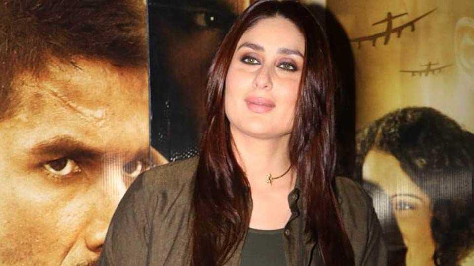Kareena Kapoor Khan, Kareena Kapoor Khan news, rangoon, Rangoon special screening, Rangoon