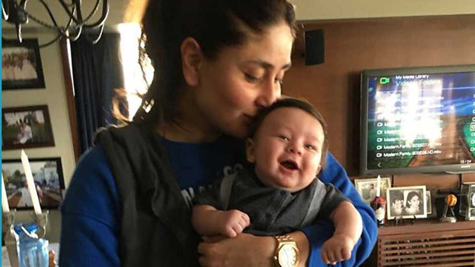 I want to see Taimur on the big screen : karina