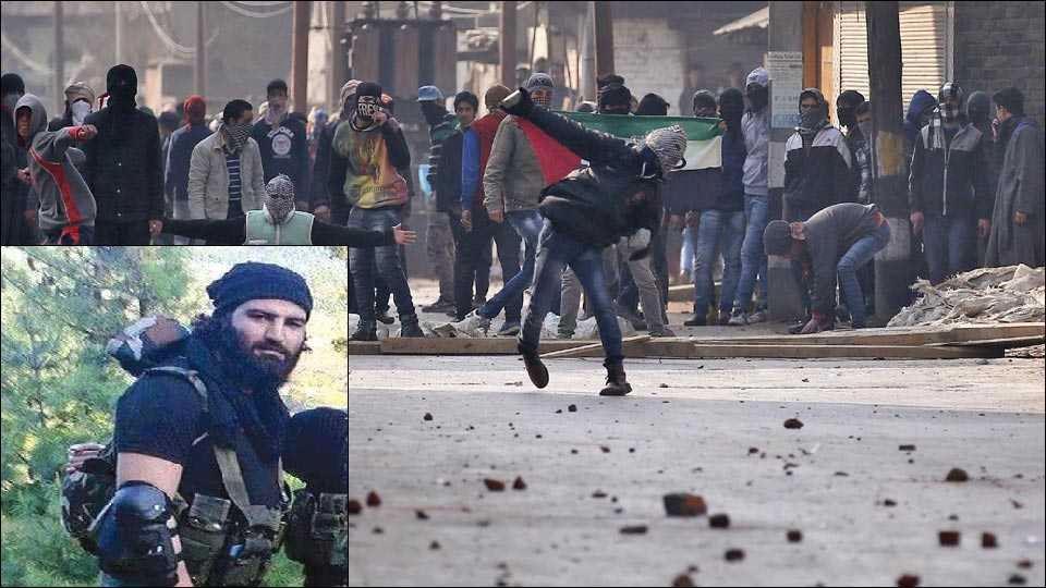 Hizbul terrorist killing: Stone-pelting protests restart across south Kashmir, govt shuts internet services