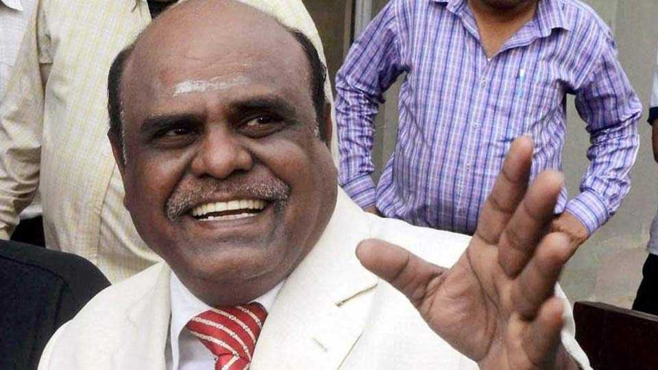 Justice Karnan maybe in Nepal or Bangladesh, we want President to appeal to ICJ: Legal aide