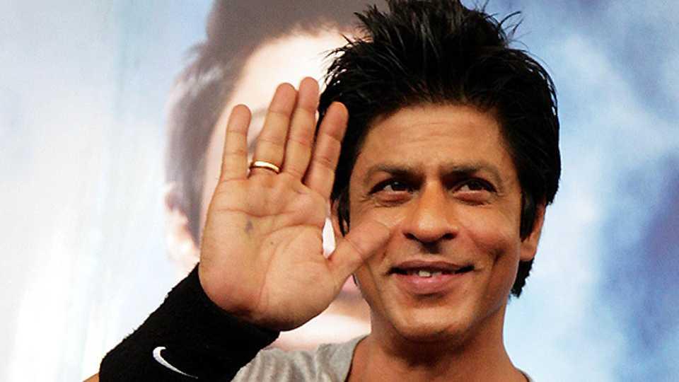 King Khan praises India