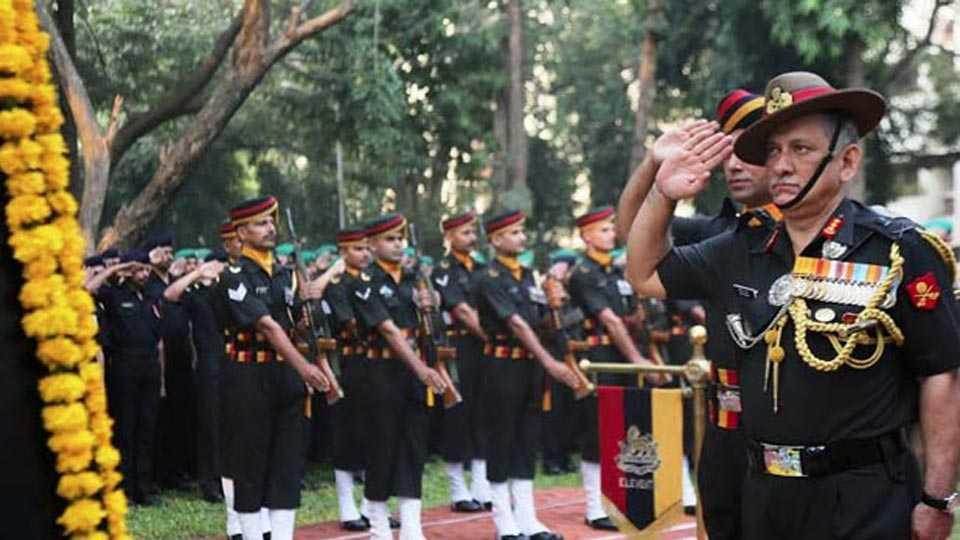 Lieutenant General Bipin Rawat