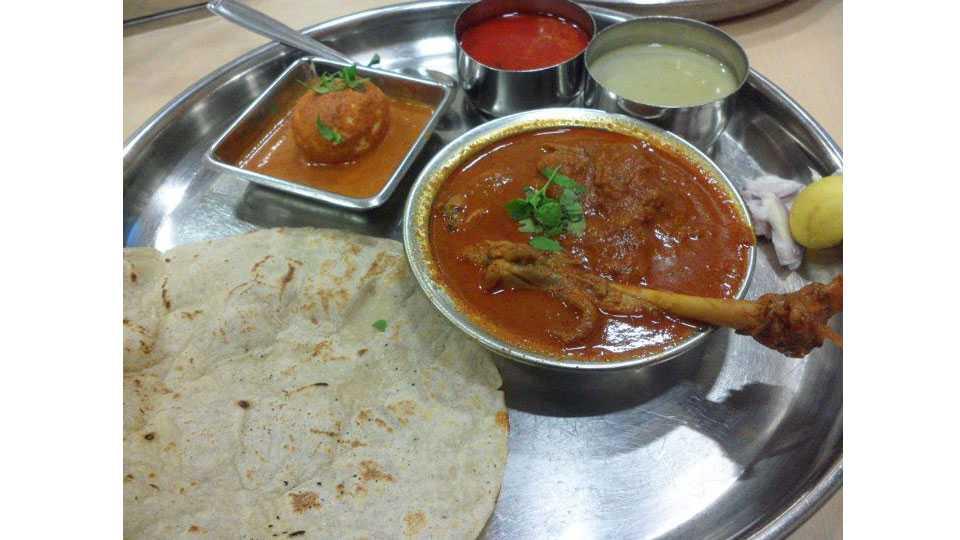 kolhapur food