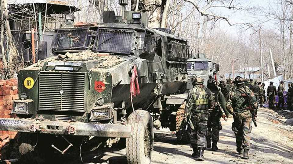 One more attack: cop, 2 civilians killed in J&K