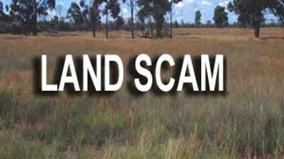 Land scam