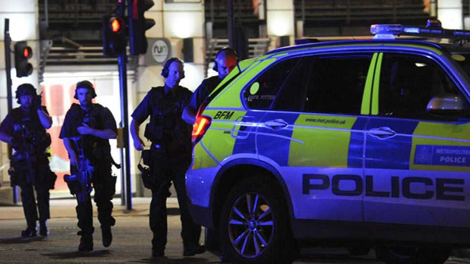 Several killed in London Bridge terror rampage
