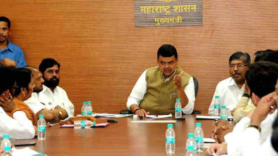 marathi news ministry meeting mumbai decisions