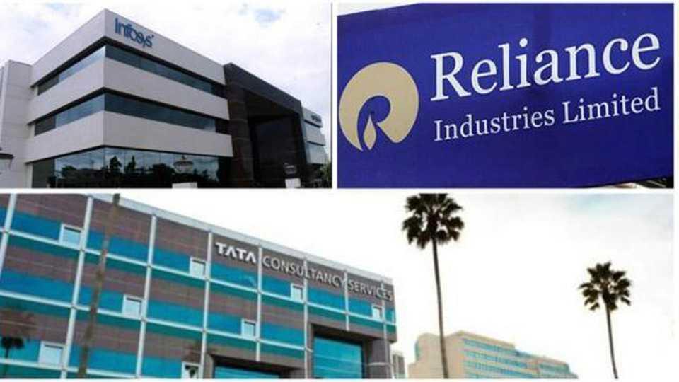 Top four companies lose Rs 26,738 cr in m-cap