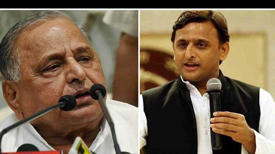 Ram Gopal Yadav suspended from the party for six years for indiscipline: SP Chief Mulayam Singh Yadav