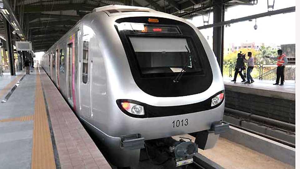 10 companies wanting for Mumbai Metro