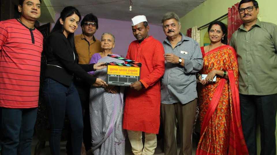 Vijay tendulkar new drama zala anant hanumant esakal news