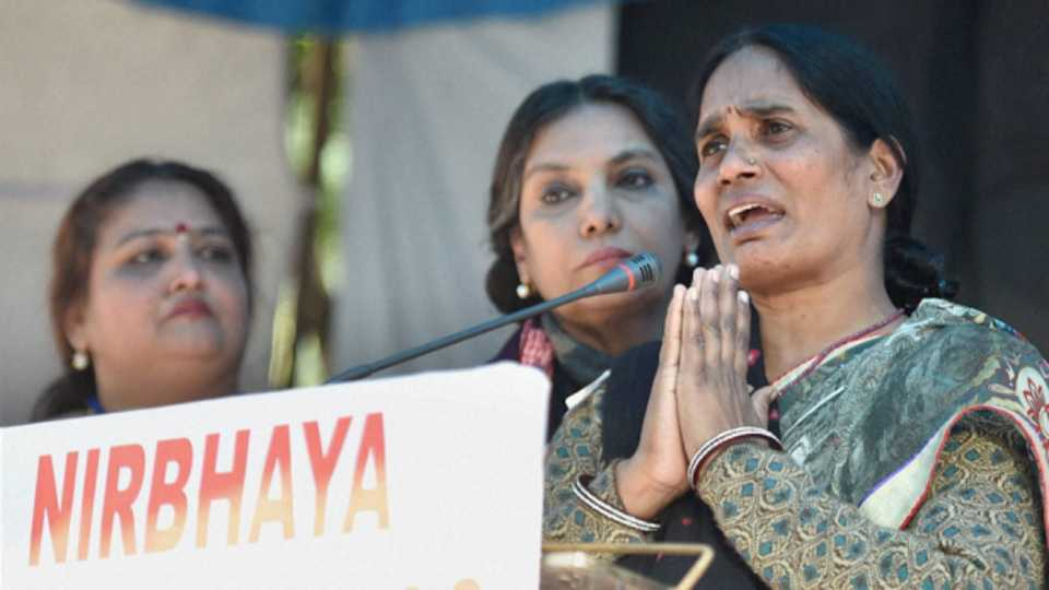 Nirbhaya mother