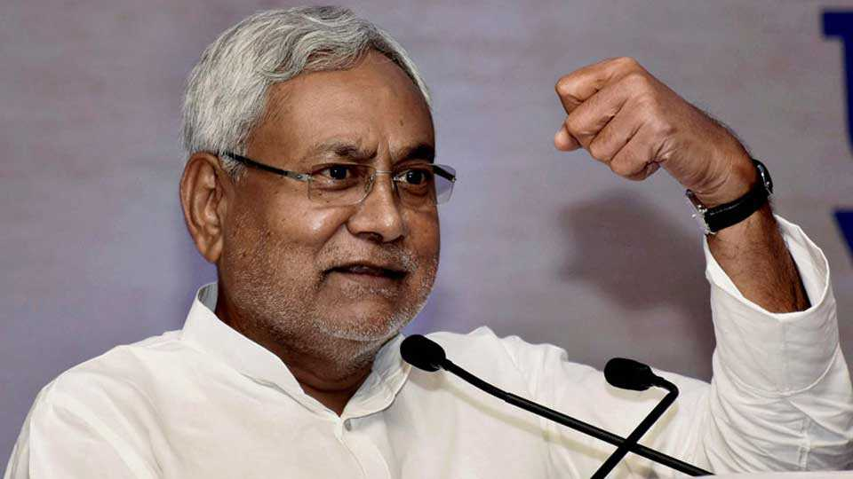Nitish Kumar demands 25 seats