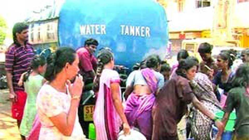 There will be a free of tanker in Baramati taluka soon