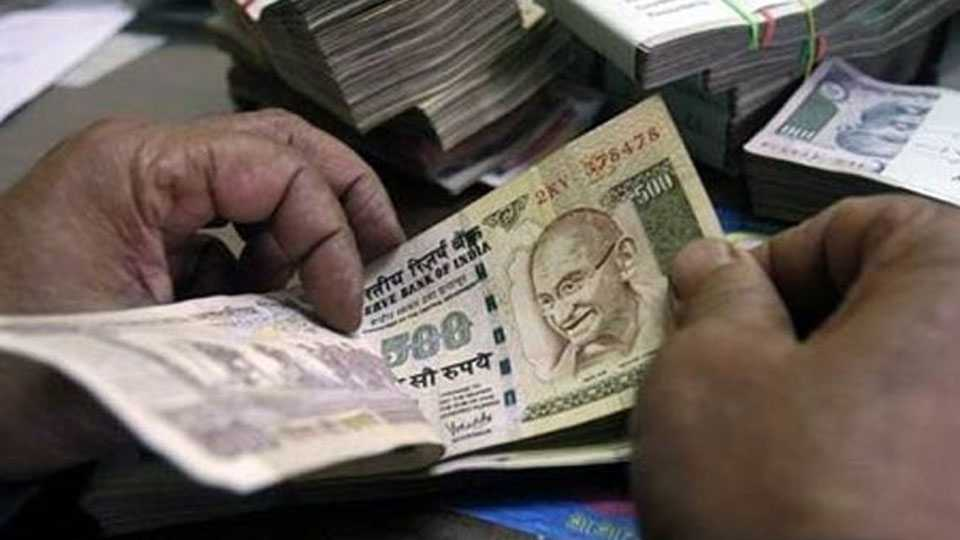 Over Rs 4,313 cr black income detected in 1,061 raids: I-T