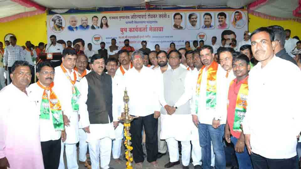 Parbhani BJP leader will contest the election on his own