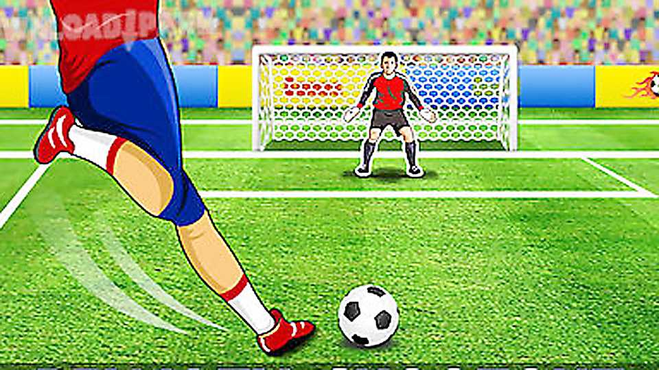 Penalty Shoot out football worldcup